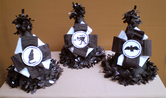 Macabre Celebration Hats 1