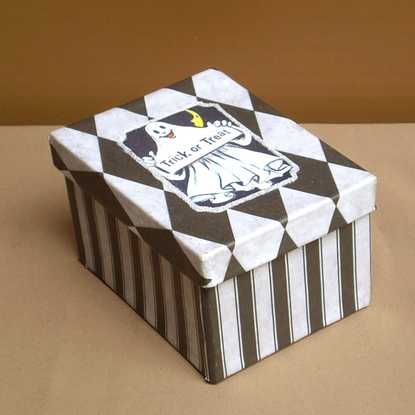 Sold-Ghost Box offering