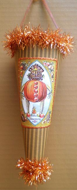 Gourd Man Cone