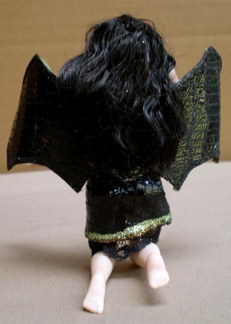 Vinyl Bat Faerie