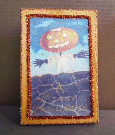 Merry Halloween Box-Sold