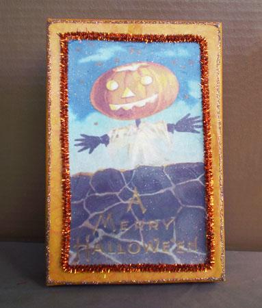 Merry Halloween Box