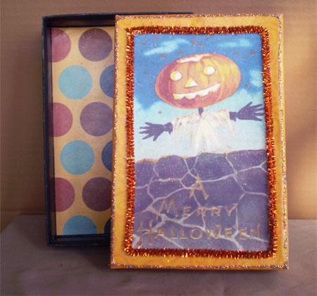 Merry Halloween Box-Sold